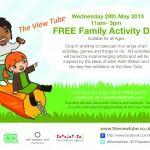 Family Fun Day: 29 May